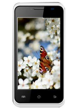 Swipe Konnect 4 Dual Sim Android Kitkat 3G Smartphone - White