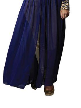 Thankar Semi Stitched  Georgette Embroidery Dress Material Tas286-5068