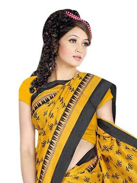 Thankar Embroidered Bhagalpuri Saree -Tds136-192