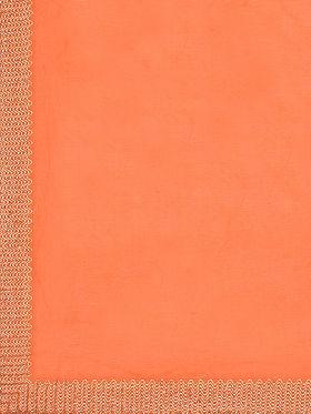 Triveni Printed Art Silk Semi Stitched Lehenga Choli_Ts13278