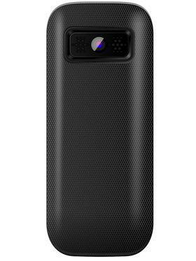 UNI N22 Dual Sim Mobile - Black