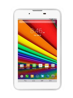 Vox V106 Quad Core Android Kitkat Dual Sim 3G Calling Tablet - White