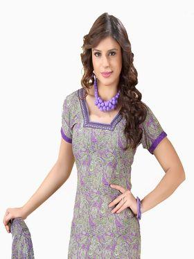 Khushali Fashion Crepe Printed Unstitched Dress Material -VRCLR21034