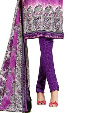 Khushali Fashion Silk Printed Unstitched Dress Material -VRIS21019