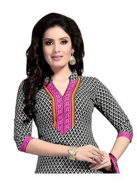 Khushali Fashion Cotton Printed Dress Material -Vrshn5004