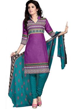 Khushali Fashion Cotton Printed Dress Material -Vrshn5013