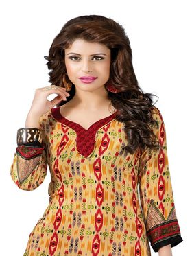 Khushali Fashion Silk Printed Unstitched Dress Material -VSPKV24428