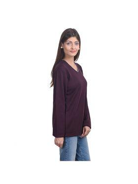 Pack of 6 Eprilla Spun Cotton Plain Full Sleeves Sweaters -eprl65