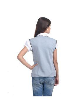 Pack of 5 Eprilla Spun Cotton Plain Sleeveless Sweaters -eprl29