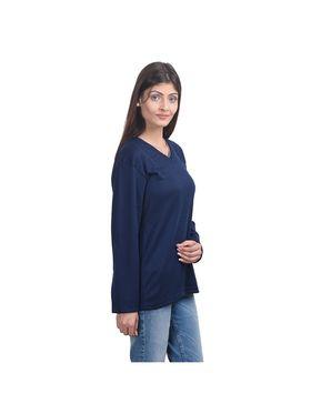Pack of 2 Eprilla Spun Cotton Plain Full Sleeves Sweaters -eprl41