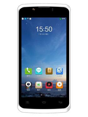 ZOPO ZP590 3G Dual Sim Android 4.4 Kitkat Quad Core Smartphone - White