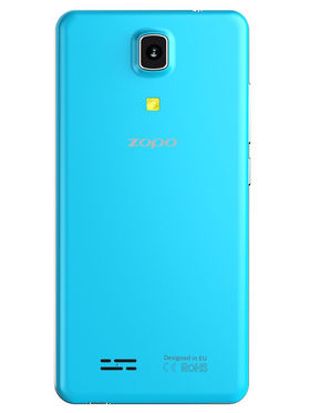 ZOPO ZP331 IPS Quad Core Android Lollipop 5.1 Smart Phone - Blue