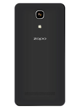 ZOPO ZP353 HD,IPS Quad Core Android Lollipop 5.1 Smart Phone - Black