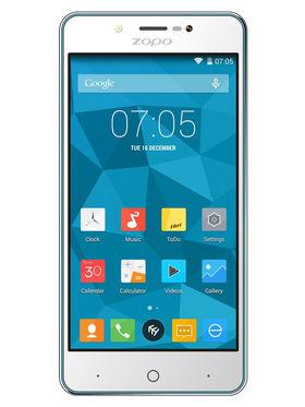 ZOPO ZP353 HD,IPS Quad Core Android Lollipop 5.1 Smart Phone - Blue