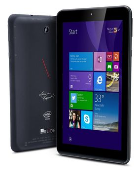 iBall Slide i701 Tablet (1GB RAM, 16GB ROM, WiFi, 3G via Dongle) with Free HDMI cable and 3 Protective covers