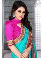 Viva N Diva Georgette Embroidered Saree 10068-Sanaa