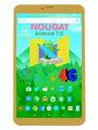 I KALL N1 (RAM : 1GB: ROM : 16GB) 4G Calling Tablet (Golden)