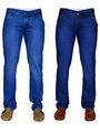 Pack of 2 Regular Fit Cotton Jeans For Men_2cmk1