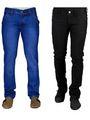 Pack of 2 Regular Fit Cotton Jeans For Men_2cmk8
