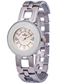 Dezine Wrist Watch for Women - Cream_DZ-LR016-WHT-CH