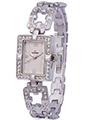 Dezine Wrist Watch for Women - Silver_DZ-LRD014-SLV-CH