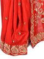 Embroidered Bhagalpuri Silk Saree (EBS1)