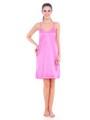 FasenseSatin Slip Nightwear - Pink
