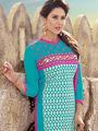 Viva N Diva Chanderi Silk Embroidered Unstitched Dress Material Mariyaam-1010