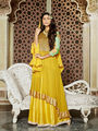Viva N Diva Net And Georgette Floral Embroidery Lehenga -Mastaniehenga-1202