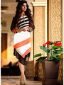 Thankar Designer Latest Semi Stitched Western Wear _Tkr36 - Multicolor